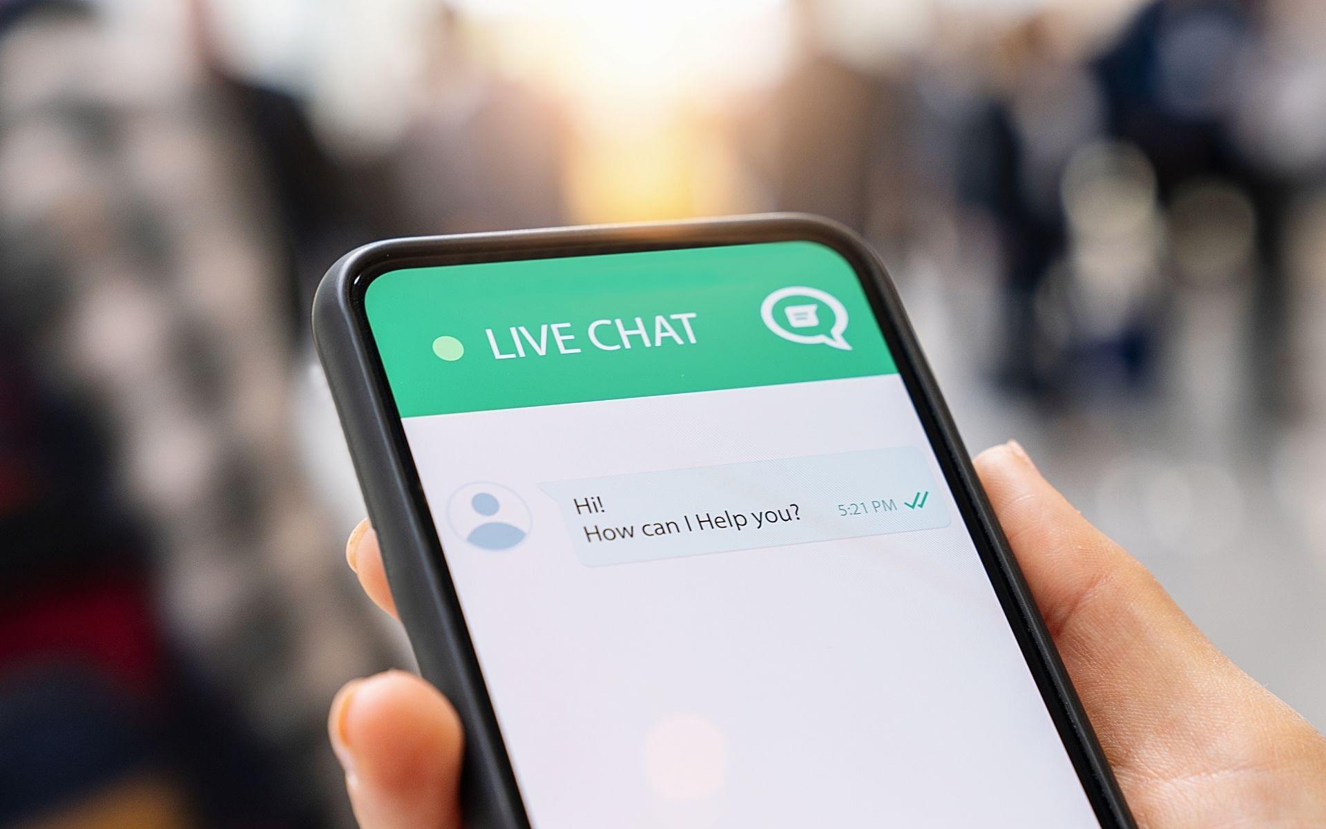 Vuoi più prenotazioni dirette? Installa una live chat